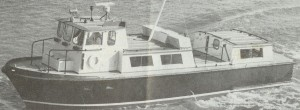 Steel boats - Grafton workboat