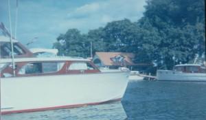 1000 Islands Calumet Harbor mid60s